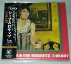 Sheena & The Rokkets - @ Heart (1997) / JAPAN MINI LP SHM CD (2009) NEW at