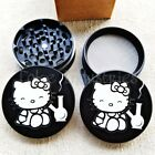 2.5 Inch Grinder 63mm Herb Grinder Hello Kitty Mellow Kitty Mello Kitty Tobacco