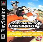 tony hawk pro skater 4 - Tony Hawk's Pro Skater 4 (Sony PlayStation 1, 2002)