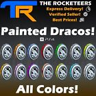 [PS4/PSN] Rocket League Every Painted Draco Exotic Wheels (Crimson,White,SB...)