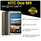 HTC One M9 - 32GB - Unlocked - 4G LTE Android Smartphone - 1 Year Warranty