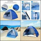 Beach Tent Portable Outdoor Instant Baby Canopy Camping Shelter Sunshade Popup