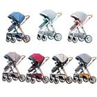 stroller 2 in 1 - 1pc Baby Stroller Car Seat Foldable 2 in 1 Pushchair Portable Travel Carriage