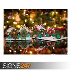 DELICIOUS CHRISTMAS SWEETS (AE488) - Photo Picture Poster Print Art A0 to A4