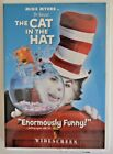 Dr. Seuss The Cat in the Hat (DVD, 2004, Widescreen Edition)  Mike Myers