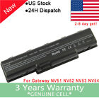 Laptop Battery For Gateway NV52 NV53 NV54 NV56 NV58 NV59 AS0
