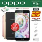 new sealed factory unlocked oppo f1s black rose gold 32gb android smartphone