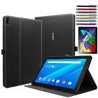 "For Lenovo Tab 4 10 TB-X304F/N 10.1"" Tablet Smart Leather Cover Case Stand +Gift"