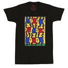 Keith Haring STACKED Pop Art T-Shirt NWT 100% Authentic S-3XL RARE!!! image