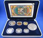 2002 Australian Baby Coin Proof Set. - Year Of The Outback -  SUPERB!!!