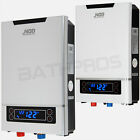 27KW Instant Hot Water Heater Electric Tankless On Demand House Bath Shower 240V