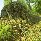 2x3M Camouflage Camo Nets Camping Hunting Anti Aerial Shade Military SurplusBlind & Tree Stand Accessories - 177912
