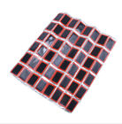 48 Weldtite Puncture Patches Bicycle Tire Tyre Tube Repair Piece Round Rectangle