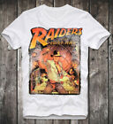 T SHIRT INDIANA JONES INDY CLUB OBI WAN RAIDER LOST ARK LAO CHE RETRO VINTAGE DR