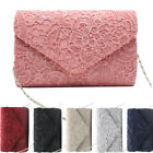 US Fashion Women Evening Bag Dinner Party Lady Wedding Chain Clutch Purse Hot