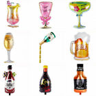 Kyпить Champagne Cup Bottle Balloon Aluminium Foil Beer Birthday Bachelore Party Supply на еВаy.соm