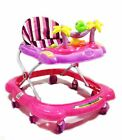 Baby Walker First Steps Beach Activity Bouncer Musical Toy Push Along Ride On