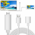 Lightning To HDMI Digital AV Cable Adapter HDTV Projector MHL Cable For iPhone