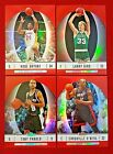 2006-07 Topps Finest Red Refractor BRYANT BIRD ONEAL ANTHONY Carter Young RC
