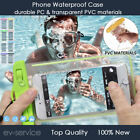 Waterproof Case Dry Bags Pouch For Samsung Galaxy S5 S6 S7 S8 S9 Edge Note 7 8 9