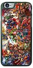DC Comics fight Marvel Comics Phone Case Cover For iPhone Samsung Lg Htc iPod