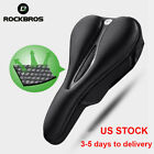 RockBros Cycling Hollow Cushion Quick Release Thickened Silicone Saddle Cover