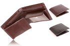 VOOC Genuine Leather Mens Wallet PPM3 - Essential everyday accessory !