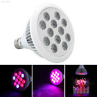 E27 12Led Grow light Light for Garden Indoor Plant Hydroponics Greenhouse