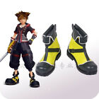 Hot!Kingdom Hearts Sora cosplay shoes costom made FF.181