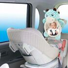 US Car Seat Back Mirror for Baby Kids Shatterproof Car Mirror Clear View Mirror