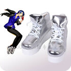 Newest Game Persona 5 Yusuke Kitagawa Cosplay shoes costom made GG.185
