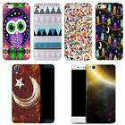 for xperia z2 case cover hard back-moon patterns