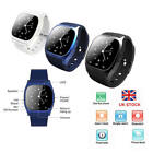 2018 M26 Bluetooth Smart Watch Sync Phone Calls Antilost For Android & IOS Phone