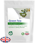 Green Tea High Strength Extract 3500mg Tablets, Weight Loss, Herbal Diet, UK (V)
