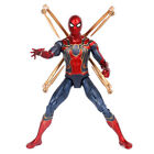 Infinity War Iron Spderman Toy Spider man Movable Jointed Action Figures Doll