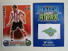 Topps Match Attax 2008 2009 TCG Football Cards Teams M to W Spurs ect Variants