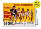 JAMES BOND DR NO Personalised Card All Occasions Birthday Father's Day Thank You £2.79 GBP on eBay