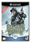 Medal of Honor: Frontline (GameCube, 2004) Disc and Case