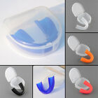 mouth shield for grinding teeth - Mouth Guard Gum Shield Oral Grinding Teeth Protect For Boxing 5 Colors