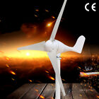 100-400W 3 Blade DC 12/24V Horizontal Axis Wind Turbine Generator/Controller Kit