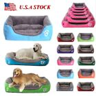 Dog Bed For Large/Medium/Small Dog Soft Cat Washable Padding Mat Kennel Mattress