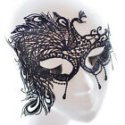 AM_ Women Lace Eye Face Mask Masquerade Party Ball Prom Halloween Costume Novelt