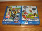 2 Nickelodon Paw Patrol All Stars Sports Day Challenge & Race to the Rescue Lot