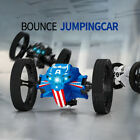 Parrot 2.4G Mini Drone Jumping Sumo RC Vehicle Bounce Stunt Car Robot Toys Gits