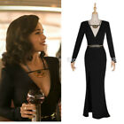 Star Wars Solo:Star Wars Story Qi'ra Emilia Clarke Black Dress Cosplay Custom $65.79 USD on eBay