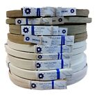 """1 Lb Coil Flat Reed, Natural or Smoked Color, Any Size 1/4"""" 3/8"""" 1/2"""" 5/8"""" 3/4"""""""
