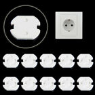 10-100pcs Safety Children Baby Proof Electric Outlet Socket Plastic Cover New