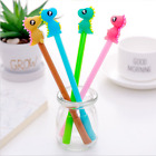 2Pcs Cute Style Gel Pen Ballpoint Stationery Writing Sign Child School Office