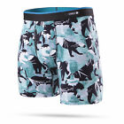 STANCE NEW Mens Panthers Boxer Brief Green BNWT