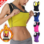 Fajas Colombianas Hot Sweat Body Shaper Slim Vest Waist Cinc